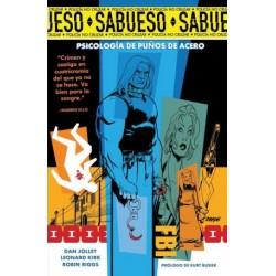 SABUESO: PSICOLOGÍA DE PUÑOS DE ACERO