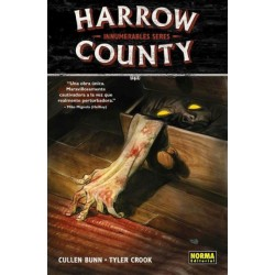HARROW COUNTY Núm 1: INNUMERABLES SERES