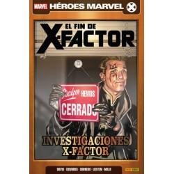 X- FACTOR Núm 7: EL FIN DE X-FACTOR