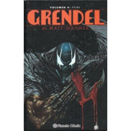 GRENDEL Núm 4: PRIME