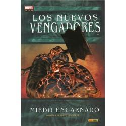 LOS NUEVOS VENGADORES: MIEDO ENCARNADO