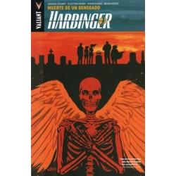 HARBINGER Núm 5: MUERTE DE UN RENEGADO