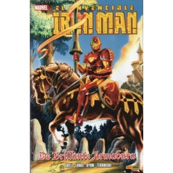 EL INVENCIBLE IRON MAN Núm 4: DE BRILLANTE ARMADURA