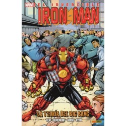 EL INVENCIBLE IRON MAN VOL 3 Núm 2: LA TEORÍA DEL BIG BANG
