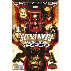 SECRET WARS. CROSSOVER Núm 1: LAS SECRET WARS SECRETAS DE MASACRE