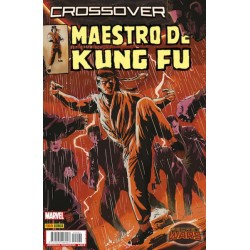 SECRET WARS. CROSSOVER Núm 2: MAESTRO DE KUNG FU
