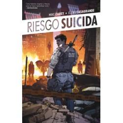 RIESGO SUICIDA Núm 1: EL RENCOR DE LA GUERRA