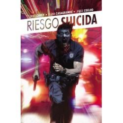 RIESGO SUICIDA Núm 3: SIETE MUROS Y UNA TRAMPA