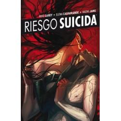 RIESGO SUICIDA Núm 5: TIERRA QUEMADA