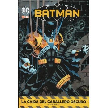 BATMAN: LA CAíDA DEL CABALLERO OSCURO Núm 3