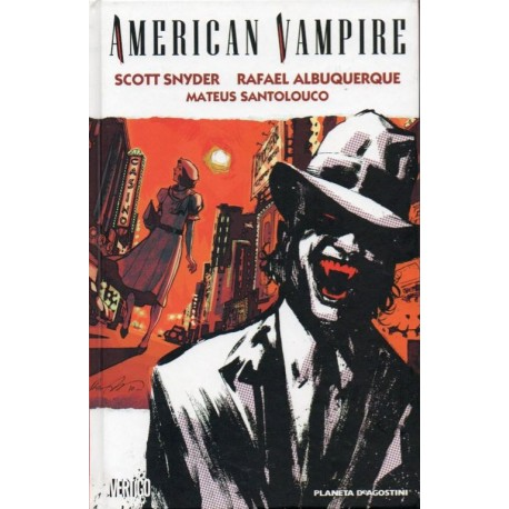 AMERICAN VAMPIRE Núm 2