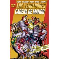LOS VENGADORES: CADENA DE MANDO