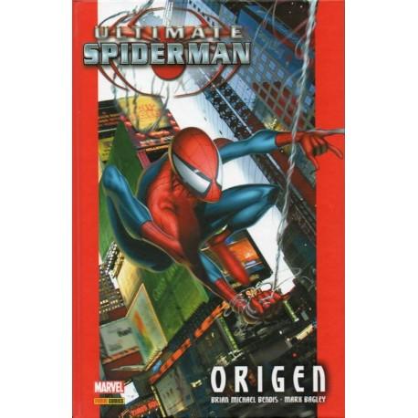 ULTIMATE SPIDERMAN: ORIGEN