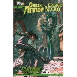 GREEN ARROW Y CANARIO NEGRO. LISTA DE ENEMIGOS