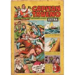 EL CAPITÁN TRUENO EXTRA Núm 11: ¡EL RAPTO DE SIGRID!