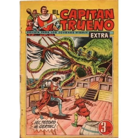 EL CAPITÁN TRUENO EXTRA Núm 146: ¡EL TESORO DE GERTAL!