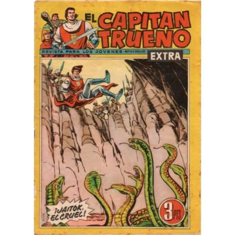 EL CAPITÁN TRUENO EXTRA Núm 149: ¡JAITOK, EL CRUEL!