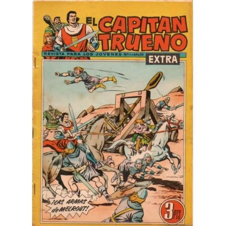EL CAPITÁN TRUENO EXTRA Núm 164: ¡LAS ARMAS DE MELROUT!