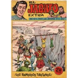 EL JABATO EXTRA Núm 13: ¡LOS BANDIDOS TIBETANOS!