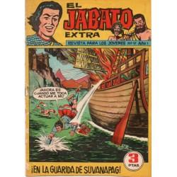 EL JABATO EXTRA Núm 17: ¡EN LA GUARIDA DE SUVANAPAG!