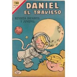 DANIEL EL TRAVIESO Núm 74
