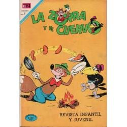 LA ZORRA Y EL CUERVO Núm 233