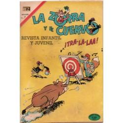 LA ZORRA Y EL CUERVO Núm 243