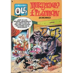 "MORTADELO Y FILEMÓN Núm. 141.""¡SOBORNO!"""