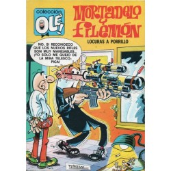 "MORTADELO Y FILEMÓN Núm. 153. ""LOCURAS A PORRILLO"""