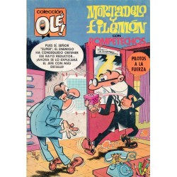 "MORTADELO Y FILEMÓN Núm. 187.""ESTO YA ES DEMASIÉ…"""