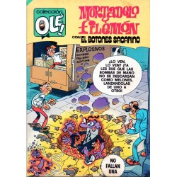 "MORTADELO Y FILEMÓN Núm. 205 ""NO FALLAN UNA"""