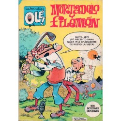 "MORTADELO Y FILEMÓN Núm. 214 ""DOS DETECTIVES EXPLOSIVOS"""