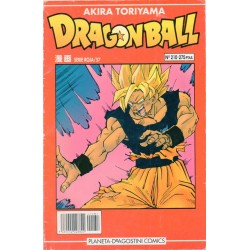 DRAGON BALL Núm 210