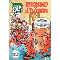 "MORTADELO Y FILEMÓN Núm. 315 ""LA SECTA DEL ZUM-BHAO"""