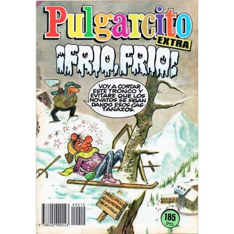 "PULGARCITO EXTRA Núm 16 ""FRÍO, FRÍO"""