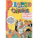 """PULGARCITO EXTRA Núm 81 """"CARNAVAL"""""""