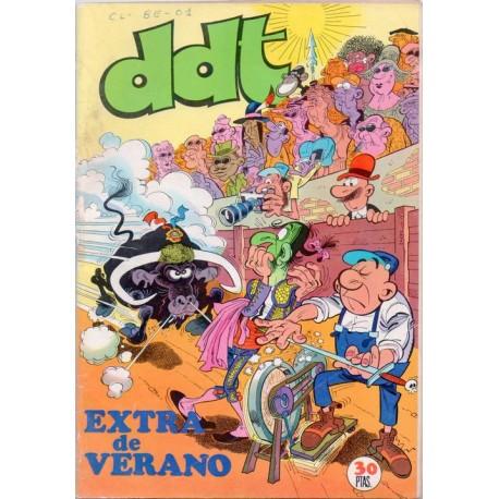 DDT EXTRA DE VERANO 1974