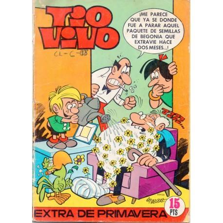 TIO VIVO EXTRA DE PRIMAVERA