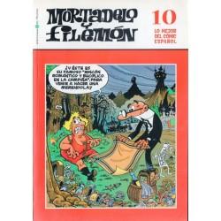LO MEJOR DEL CÓMIC ESPAÑOL Núm 10: MORTADELO Y FILEMÓN