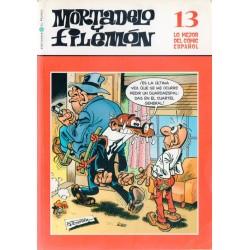 LO MEJOR DEL CÓMIC ESPAÑOL Núm 13: MORTADELO Y FILEMÓN
