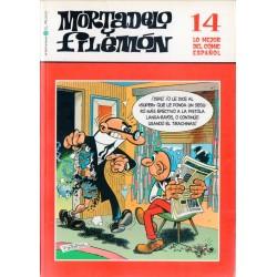 LO MEJOR DEL CÓMIC ESPAÑOL Núm 14: MORTADELO Y FILEMÓN