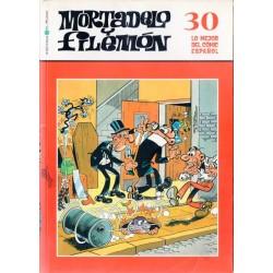 LO MEJOR DEL CÓMIC ESPAÑOL Núm 30: MORTADELO Y FILEMÓN