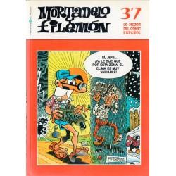 LO MEJOR DEL CÓMIC ESPAÑOL Núm 37: MORTADELO Y FILEMÓN