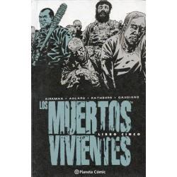 LOS MUERTOS VIVIENTES EDICIÓN INTEGRAL Núm 5
