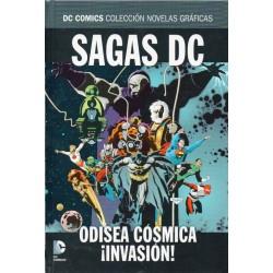 SAGAS DC Núm 2: ODISEA CÓSMICA / ¡INVASIÓN!