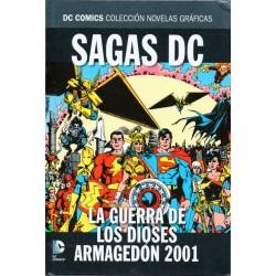 SAGAS DC Núm 3: LA GUERRA DE LOS DIOSES / ARMAGEDON 2001