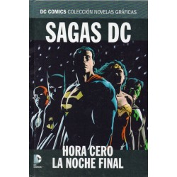 SAGAS DC Núm 4: HORA CERO / LA NOCHE FINAL