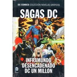 SAGAS DC Núm 6: INFRAMUNDO  DESENCADENADO / DC UN MILLIÓN