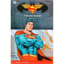 BATMAN Y SUPERMAN ESPECIAL: TRINIDAD Num 1