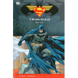 BATMAN Y SUPERMAN ESPECIAL: TRINIDAD Num 2